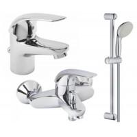 Комплект GROHE Euroeco для ванни