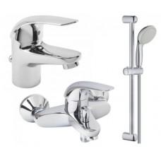 Комплект GROHE Euroeco для ванны
