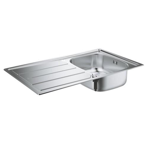 Мойка для кухни Grohe K200 45-S 86/50 1.0 Rev