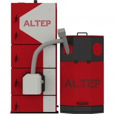 Котел твердопаливний ALTEP DUO UNI Pellet 150 кВт з пальником ALTEP