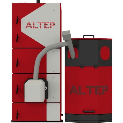 Котел твердотопливный ALTEP DUO UNI Pellet 150 кВт с горелкой ALTEP