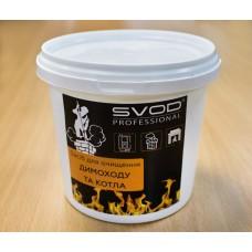 Средство для очистки Дымохода и Котла SVOD Professional 1 кг