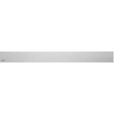 Решітка для водовідвідного жолоба Alca Plast POSH нержавіюча сталь-мат