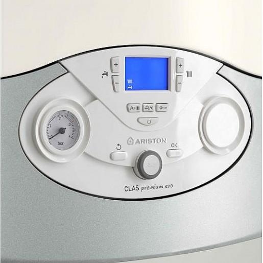Котел газовий конденсаційний  ARISTON CLAS PREMIUM EVO SYSTEM 35 FF