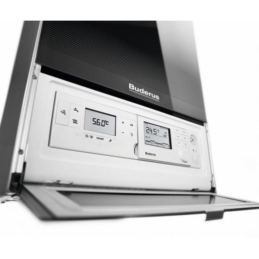 Котел газовий конденсаційний двоконтурний Buderus Logamax plus GB172i 14 KD