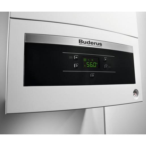 Котел газовий конденсаційний двоконтурний Buderus Logamax plus GB062 24 кВт