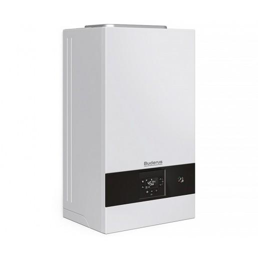 Котел газовий конденсаційний двоконтурний Buderus Logamax plus GB122i 24 кВт