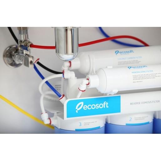 Фільтр зворотного осмосу Ecosoft Absolute з мінералізатором