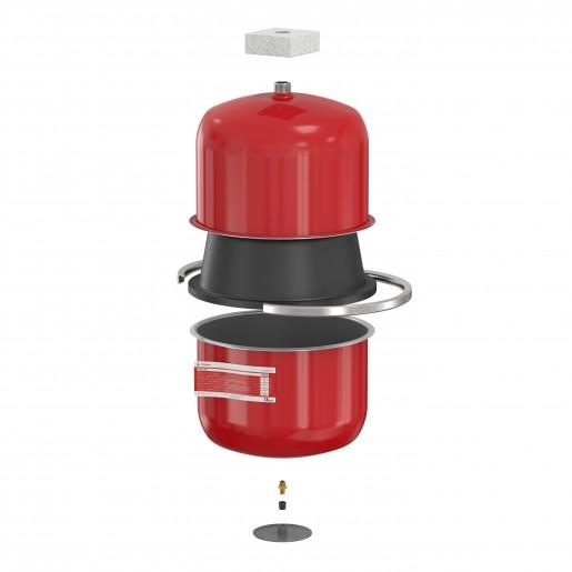 Розширювальний бак для опалення Flamco Flexcon 35 л.