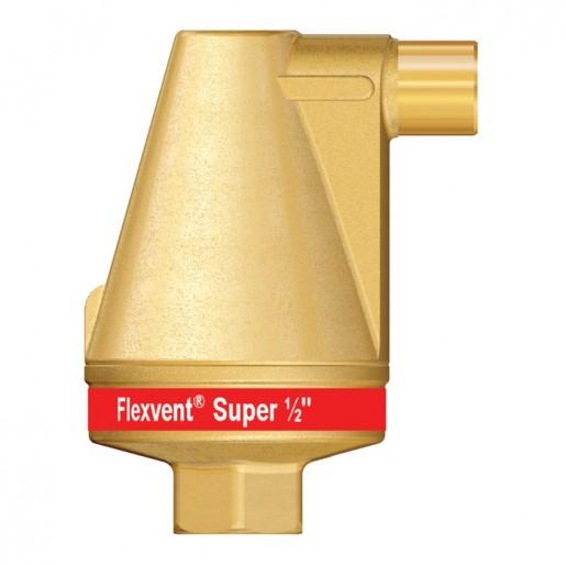 Автоматический воздухоотводчик Flexvent Super