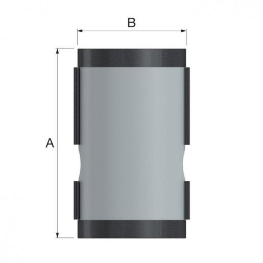 Изоляция для комбинированных сепараторов Flamcovent Clean Iso Plus