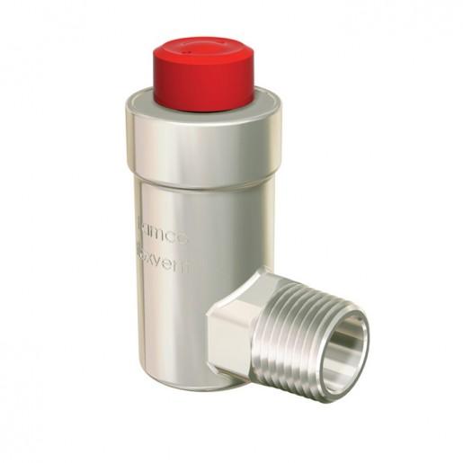 Автоматичний розповітрювач Flamco Flexvent H нікельований / білий