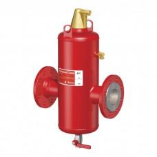 Сепаратор воздуха и грязи Flamcovent Clean (фланец) | 50-200 F