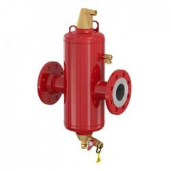 Сепаратор повітря Flamcovent Clean Smart (фланець) | 50-600 F | max 16 bar