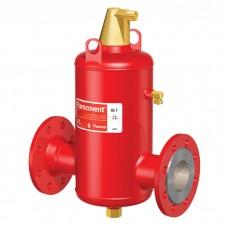 Сепаратор повітря Flamcovent (фланцевий) | 50-65-80-100-125-150-200 F