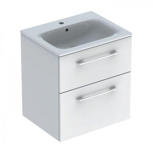 Меблевий комплект SELNOVA Square 60 білий глянець