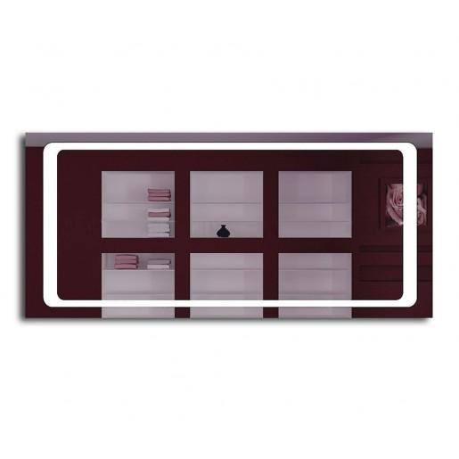 Зеркало J-MIRROR Adele 55х120 см с LED подсветкой