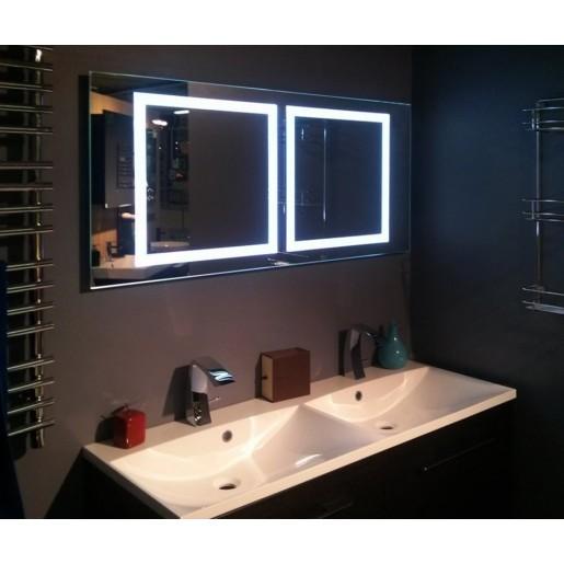 Зеркало J-MIRROR Anita 73x160 см с LED подсветкой