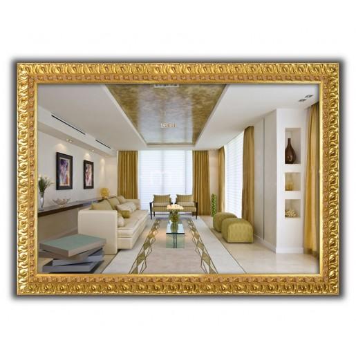 Дзеркало J-MIRROR Carola 50x80 см в багетній рамі