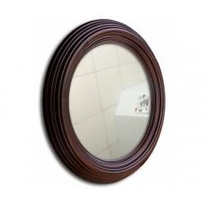 Дзеркало J-MIRROR Donna 70х70 см дерев'яна рама