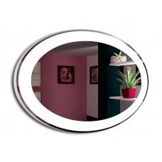 Зеркало J-MIRROR Italia 50x110 см с LED подсветкой