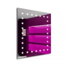 Дзеркало J-MIRROR  LED Star 05 50x80 см з LED підсвічуванням