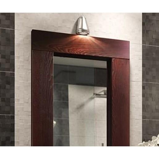 Зеркало J-MIRROR Лидии 70х70 см деревянная рама