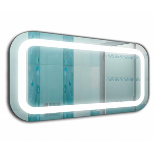 Зеркало J-MIRROR Loretta 50x80 см с LED подсветкой