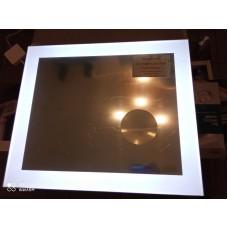 Дзеркало J-MIRROR Norma 60*70 з LED підсвіткою та сенсорним вмикачем