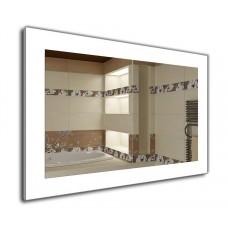 Зеркало J-MIRROR Norma 50х80 см с LED подсветкой