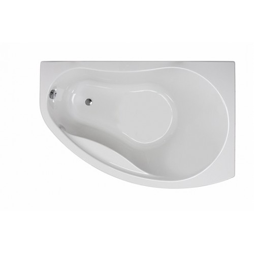 Ванна акрилова асиметрична KOLO Promise 170x110 R + ніжки та панель