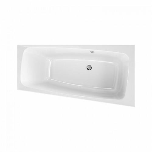Ванна акрилова асиметрична KOLO Split 170x90 R з ніжками