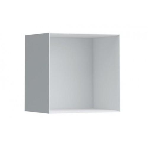 Настінний ящик у ванну кімнату LAUFEN Palomba 27.5 x 22 x 27.5 см білий + задня дзеркальна стінка