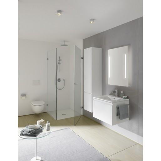 Пенал у ванну кімнату LAUFEN Pro S 165x35 см білий (лівий)