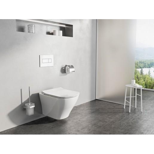 WC сидіння для унітазу Ravak Classic Slim