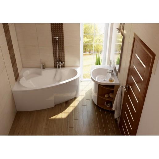 Змішувач для ванни настінний Ravak Rosa