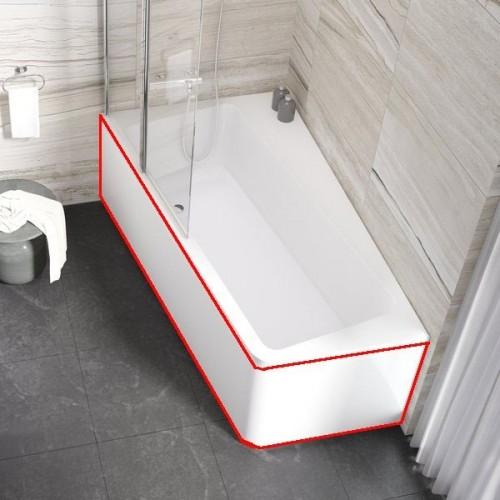 Панель для ванної Ravak 10 ° фронтальна