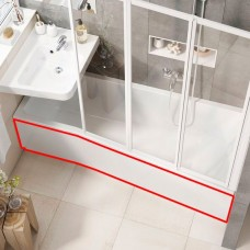 Панель фронтальная для ванны Ravak BeHappy II