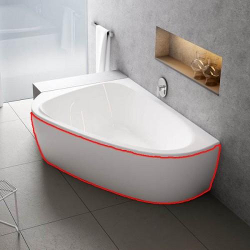 Панель для ванны Ravak Love Story ІІ
