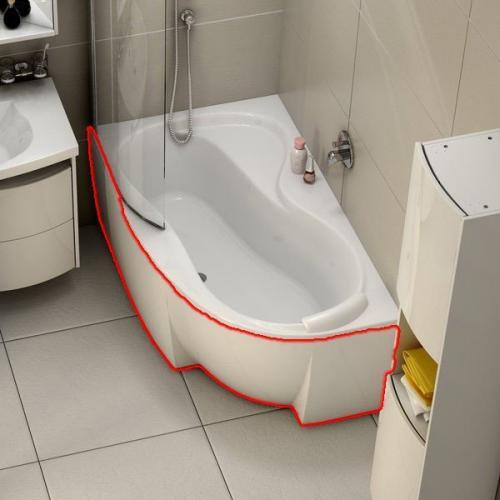 Панель для ванни Ravak Rosa 95