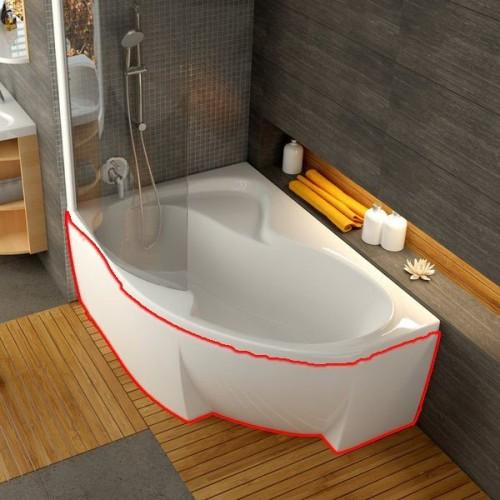 Панель для ванной Ravak Rosa II фронтальная