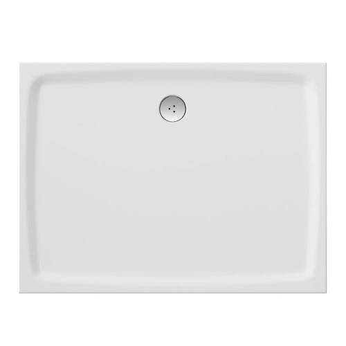 Душовий піддон Ravak Gigant Pro Flat білий плоский