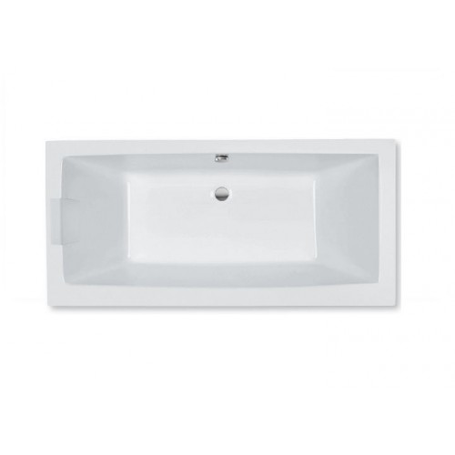Ванна акрилова прямокутна ROCA Vita 180x80 + панель та ніжки