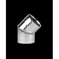 Коліно 45° STALAR Mono 0.8 мм Ø 110 - 400