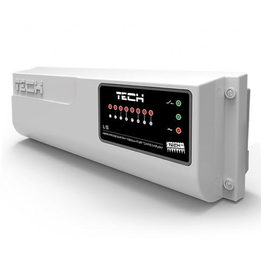 Монтажна планка Tech ST-L-5 контролер термостатичних клапанів