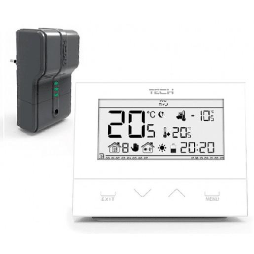 Регулятор Tech ST-292 V2 беспроводной комнатный двухпозиционный