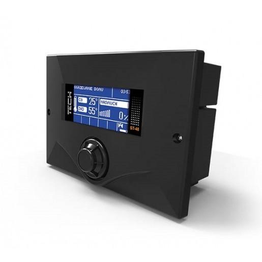 Контроллер Tech ST-48 для пеллетного котла