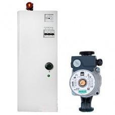 Котел електричний ТермоБар Ж7-КЕП - 12-1 з насосом