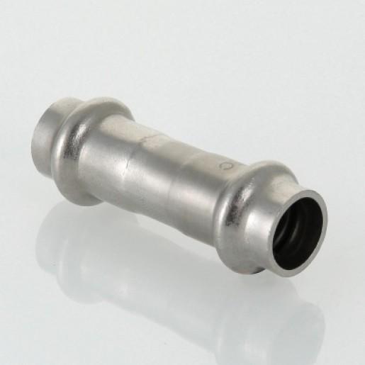 Пресс-муфта Valtec из нержавеющей стали 28х28 мм