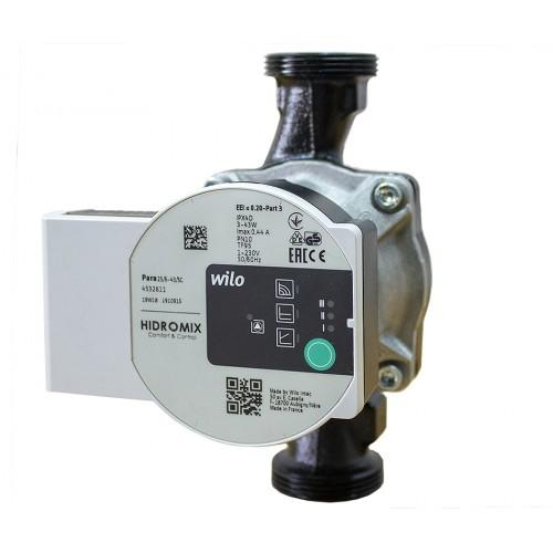 Насос циркуляционный Wilo-HIDROMIX PARA 25-180 / 6-43 / SC-9 (3-43W)